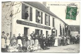 MOUROUX - MITHEUIL - Epicerie, Bonneterie BONNAMY - Ohne Zuordnung