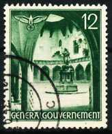 GENERALGOUVERNEMENT Nr 43 Gestempelt X6A8A92 - Besetzungen 1938-45