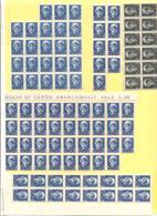 REGNO D'ITALIA - ITALY - ITALIE - 1929-1945 - 12 X 15c + 83 X 35c - Nuovo - 1900-44 Victor Emmanuel III.