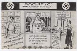 BOCHIE & Cie - HITLER Gérant Responsable ** / 1867 A - Politieke En Militaire Mannen