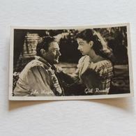 JOHN WAYNE-GAIL RUSSEL - Photo Véritable - Actors