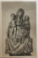 Würzburg Fränkisches Luitpoldmuseum Nr. 8 Tilmann Riemenschneider Mutter Anna Selbtritt. Gruppe Aus Lindenholz - Wuerzburg