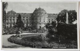 Würzburg Residenz Gartenseite Mainfränkische Zeitung Das Blatt Der Kleinanzeigen - Wuerzburg