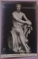 """MARTE IN RIPOSO Detto """"LUDOVISI""""  - Statua Arte Romana - Roma, Museo Nazionale - Roman Art Sculpture - Sculture"""
