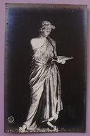 Statua Di FANCIULLA DA ANZIO - Statua Arte Romana - Roma, Museo Nazionale - Hellenistic Roman Art Sculpture - Sculture