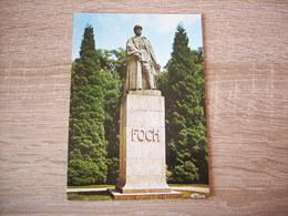 COMPIEGNE (60) : La Statue Du Maréchal Foch - (Réf. 26.360) - Compiegne