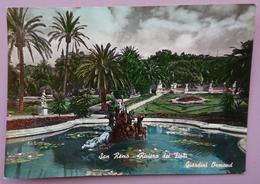 SANREMO - Riviera Dei Fiori - GIARDINI ORMOND - Gardens  Vg L2 - San Remo
