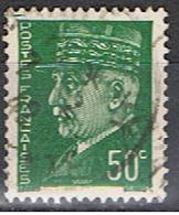 (FR 328) FRANCE //  YVERT 508 // PÉTAIN // 1941-42 - 1941-42 Pétain