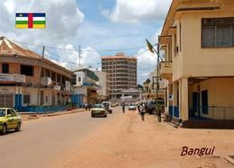 Central African Republic Bangui Street View New Postcard Zentralafrikanische Republik AK - Zentralafrik. Republik