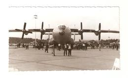 """FO--00093-- FOTO ORIGINALE AEREO DA TRASPORTO """" URRS """" - Aviazione"""