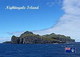 Tristan Da Cunha Nightingale Island New Postcard - Ansichtskarten