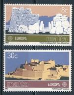 °°° MALTA - Y&T N°668/69 - 1983 MNH °°° - Malta