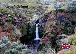 Gough Island Waterfall UNESCO New Postcard - Ansichtskarten