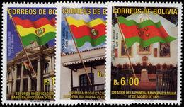 Bolivia 2006 Flags Unmounted Mint. - Bolivia