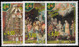 Bolivia 2006 Christmas Unmounted Mint. - Bolivia