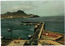 CABO VERDE - CAPE VERDE - ILHA DE S. VICENTE - CAIS COSTAVEL DE PORTO GRANDE - Capo Verde