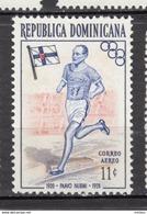République Dominicaine, Dominican Republic, Jeux Olympiques De Paris Olympic Games, Athlétisme - Summer 1924: Paris