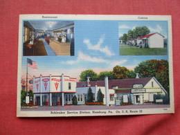 Ford Mercury & Lincoln  Gas Station  Hamburg  Pa > Ref 3265 - Andere