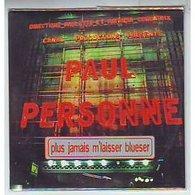 PAUL PERSONNE   ° COLLECTION DE 3 CD  SINGLE 2 TITRES - Autres - Musique Française