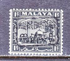JAPANESE  OCCUP. Selangor  N 1   * - Groot-Brittannië (oude Kolonies En Protectoraten)