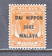 JAPANESE  OCCUP.  STRAITS  SETTLEMENTS  N 20   * - Great Britain (former Colonies & Protectorates)