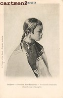 COIFFURES FRONTIERE SINO-ANNAMITE FILLE CHINOISE CHINE CHINA QUANG-SI HAUT-TONKIN VIETNAM G. TAUPIN HANOÏ ETHNOLOGIE - Vietnam