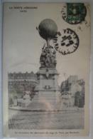 PARIS MONUMENT DES AERONAUTES DU SIEGE DE PARIS - Autres Monuments, édifices