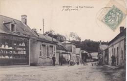 AISNE EPAGNY LA RUE PRINCIPALE - France