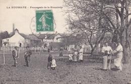 SEINE ET MARNE LA HOUSSAYE FROMAGERIE DE LA HOUSSIETTE - France