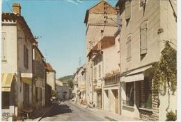 CATUS   -    ** RUE PRINCIPALE ** -  Editeur : APA POUX D' Albi  N°CA 109 - Frankreich