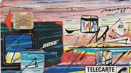TELECARTE 50..  BOSE CLUB - France