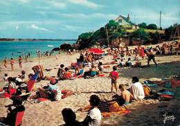 Saint Jacut De La Mer Plage De La Pisotte Et Les Roches Bleues   CPM Ou CPSM - Saint-Jacut-de-la-Mer