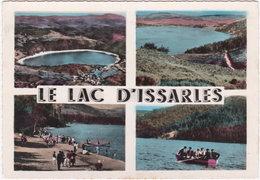 07. Gf. LE LAC D'ISSARLES. 4 Vues. 49314 - France