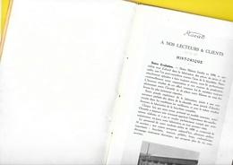 """Catalogue 19?? Cycles """"RAVAT"""" Saint Etienne 24 Pages + Couverture Format 16 X 24 Cm Env.. - Cyclisme"""