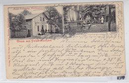 Gruss Aus Peiskretscham - Gasthaus .. - 1908 - Schlesien