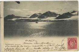 CPA Norvege Spitzbergen Bellsund Expedition Polaire 1904 Rare - Norway
