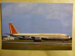 FAUCETT CARGO PERU  B 707 331C   N15710 - 1946-....: Moderne