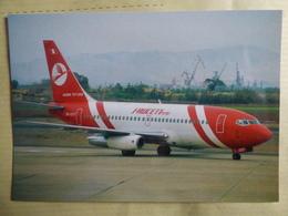 FAUCETT  PERU  B 737   OB 1317 - 1946-....: Moderne