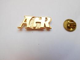 Superbe Pin's , Auto Renault , AGR - Renault