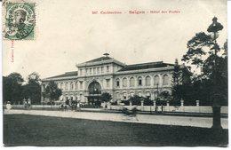CPA - Carte Postale - Viêt-Nam - Cochinchine - Saïgon - Hôtel Des Postes (M8082) - Viêt-Nam