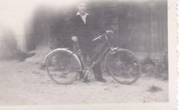 MINI-PHOTO---CYCLISME--( Avec Mon Beau Vélo )--voir 2 Scans - Ciclismo