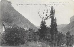 JURA TOURISTE: ROCHES DE BAUME - France