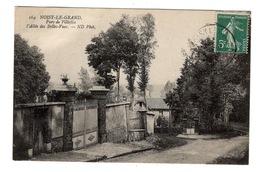 93 SEINE ET MARNE - NOISY LE GRAND Parc De Villeflix, Allée Des Belles-Vues (voir Descriptif) - Noisy Le Grand