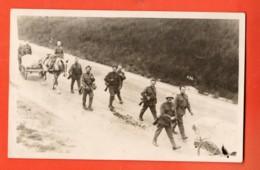 TSC-28 Carte-photo Militaire Région Du Chalet-à-Gobet Sur Lausanne. Circulé Vers VAllée De Joux En 1930 - VD Vaud