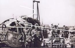 9 Armée De L'Air Avion/aviation. Po 63 à Orléans. Repro - 1939-45