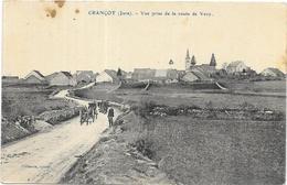 CRANCOT: VUE PRISE DE LA ROUTE DE VEVY - Frankrijk