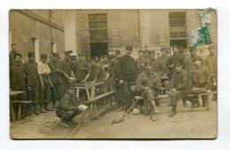 Carte Photo  Militaria : 1916  Militaires En Caserne  VOIR DESCRIPTIF  §§§ - Guerre 1914-18