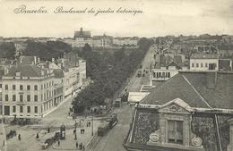Bruxelles Boulevard Du Jardin Botanique (1037) - Lanen, Boulevards