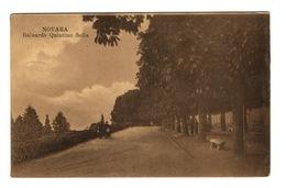 ITALIE - NOVARA Baluardo Quintino Sella (voir Descriptif) - Novara