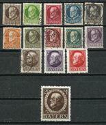 Bavaria. 1914-20. Luis III. - Bavaria
